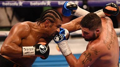 The Road to Bellew/Haye