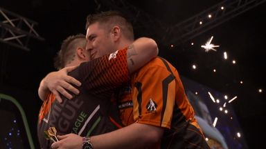 PL Darts Wk14: Gurney v Smith