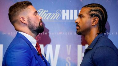 Behind the Ropes: Bellew v Haye 2