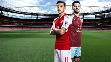 Arsenal v Burnley