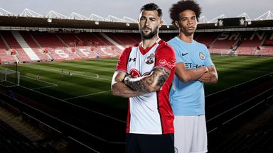 Southampton v Man City
