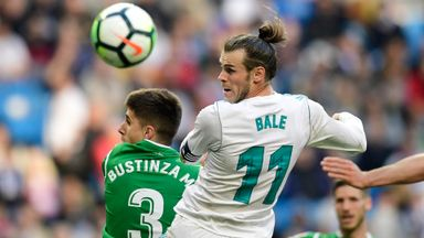 Real Madrid v Leganes