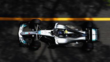 Monaco GP: Friday Practice