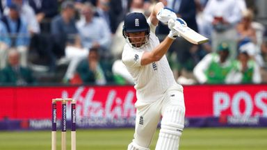 England v Pakistan: 1st Test, Day 1