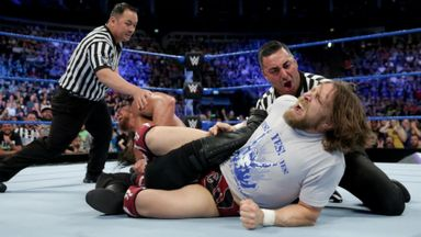 Bryan puts Big Cass in his place
