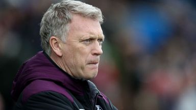 Moyes 'not celebrating' survival