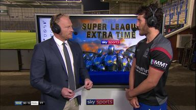 Ratchford analyses Wolves' victory