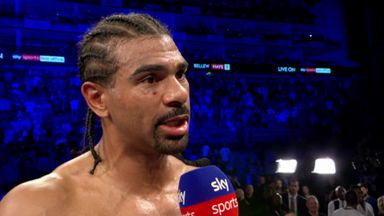 Haye coy on retirement