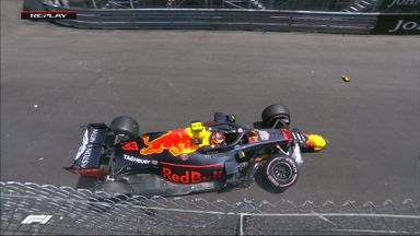 Rosberg analyses Max crash