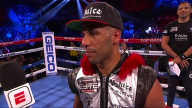 Yafai impresses in America