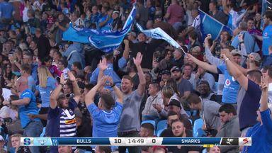 Bulls 39-33 Sharks