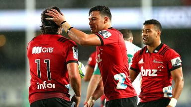 Blues 24-32 Crusaders