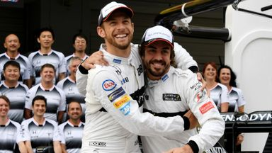 Button: Alonso makes you 'worry'