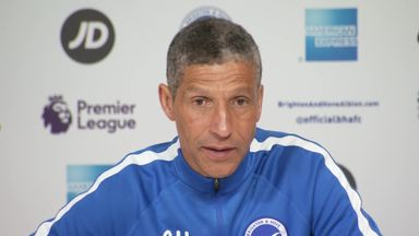 Hughton: Our PL story is normal