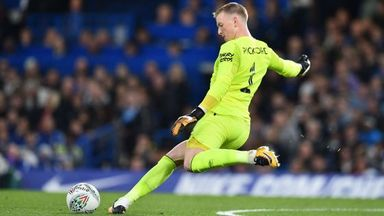 Pickford has 'tremendous distribution'