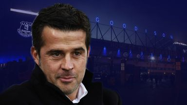 Everton appoint Silva