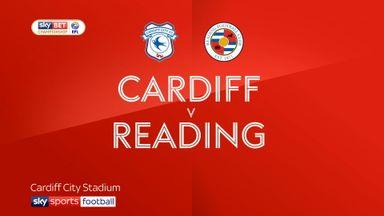 Cardiff 0-0 Reading