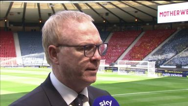 McLeish: It's a fantastic platform
