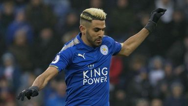 Mahrez: Transfer request has gone