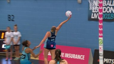 Surrey Storm v Severn Stars: Highlights