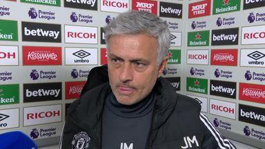 Mourinho: We weren't going to gamble