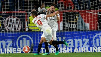 Sevilla 3-2 Real Madrid