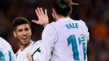 Bale's Clasico belter
