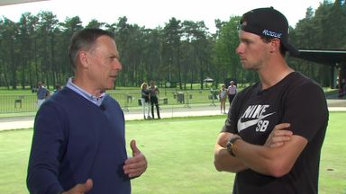 Pieters proud of Belgian event
