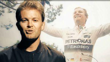 Rosberg back on Sky Sports F1