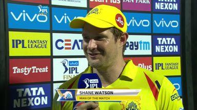 Watson's glory moment
