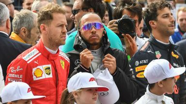 Hill: Vettel the title favourite
