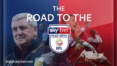 Aston Villa's road to the play-offs