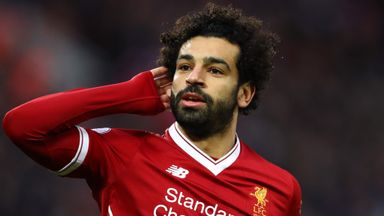 Karius: Salah not on Ronaldo's level