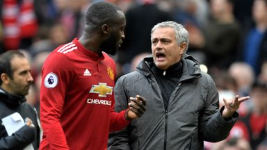 Lukaku: Relationship with Jose 'perfect'