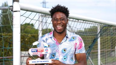 Mpanzu wins L2 Goal of the Month