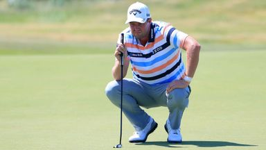 Career-best round for Leishman