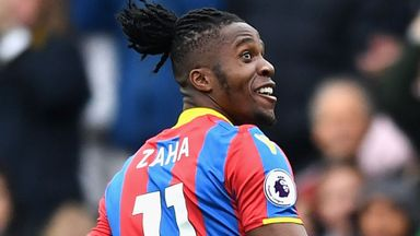 Hodgson confident of keeping Zaha