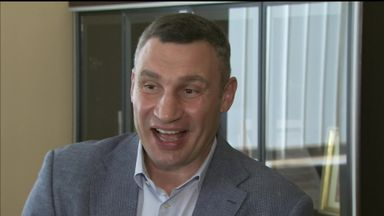 Klitschko: Most fans now happy