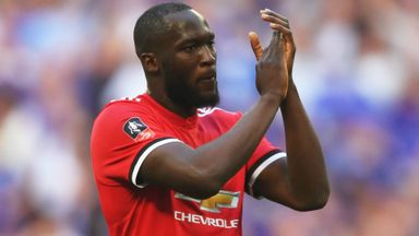 'Lukaku did not want to start'