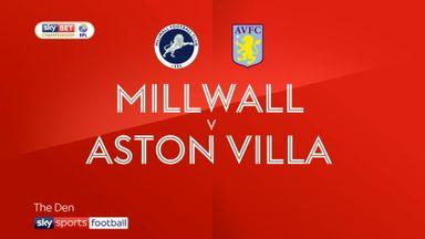 Millwall 1-0 Aston Villa