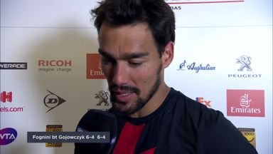 Fognini relishes potential Nadal matchup