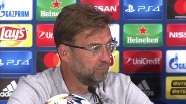 Klopp: Salah injury was a turning point