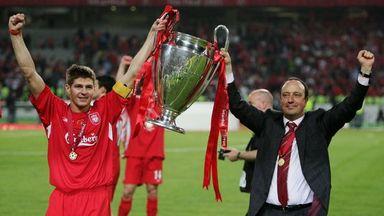 Benitez backs passionate Gerrard
