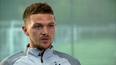Trippier: It's been a season of improvement