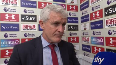 Hughes proud of team spirit