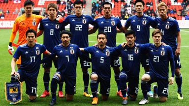 World Cup Countdown: Japan