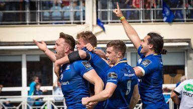Leinster 16-15 Munster