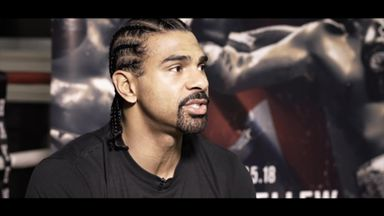Haye: Fighter's Five