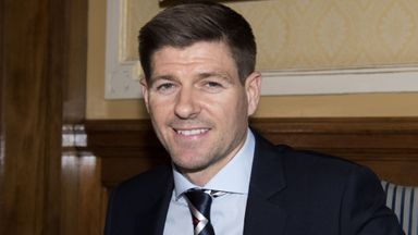 Gerrard chose Rangers on 'gut feeling'