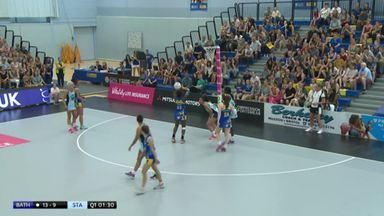 Team Bath 51-35 Severn Stars